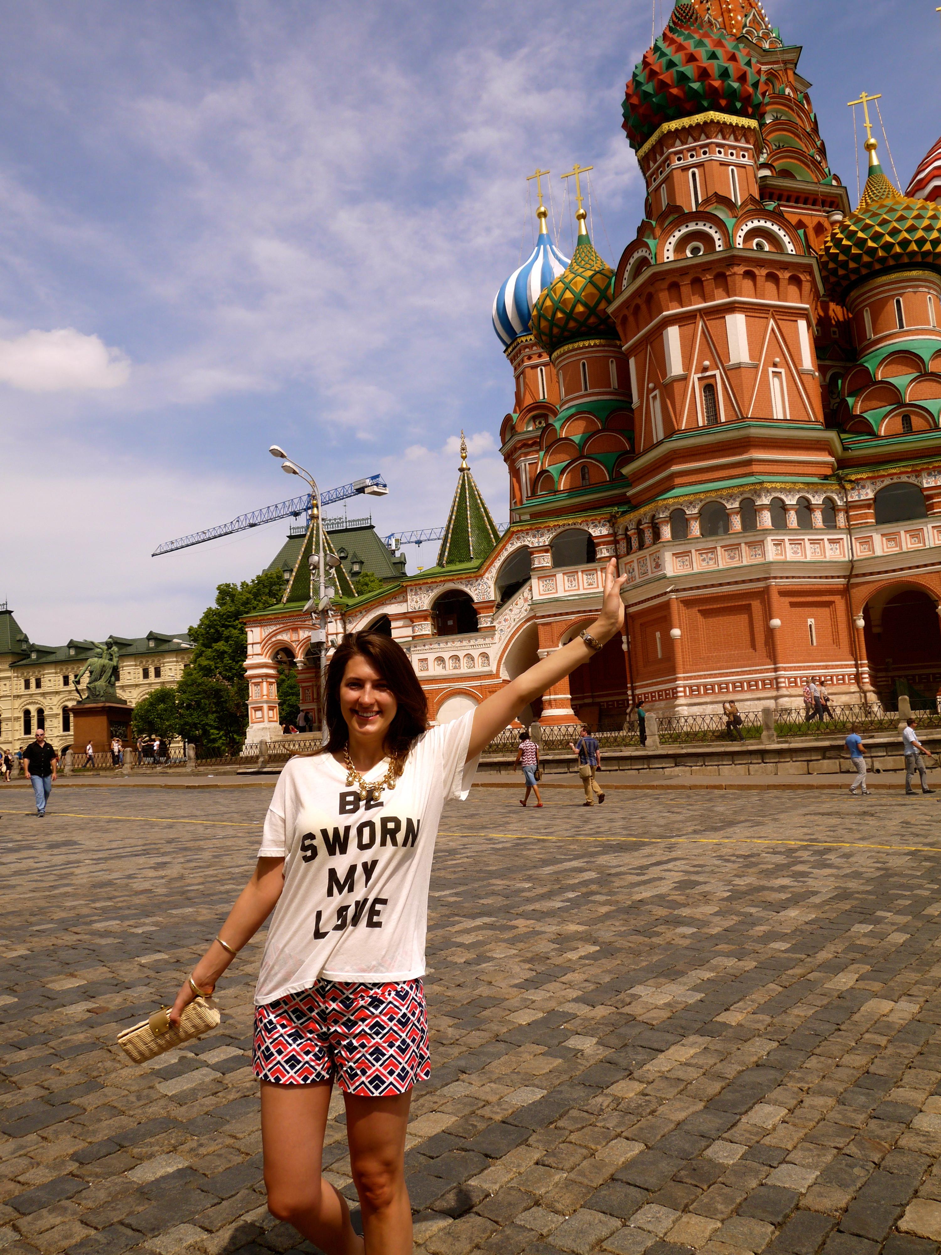 Red Square | godsavethescene