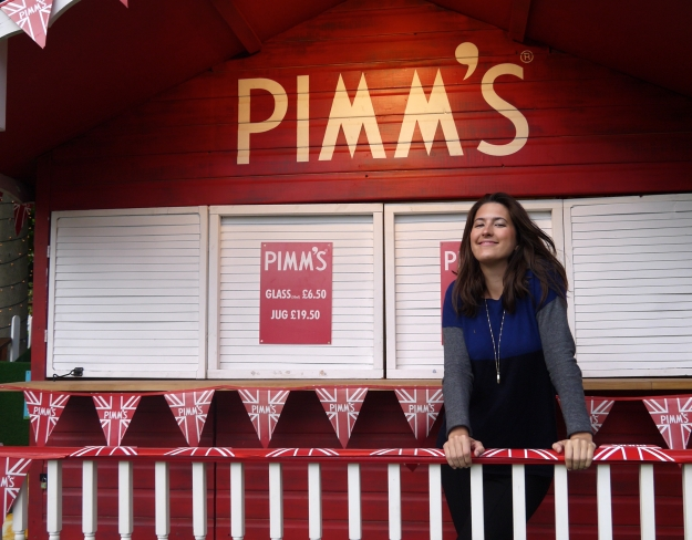 Pimm's - a British summer tradition