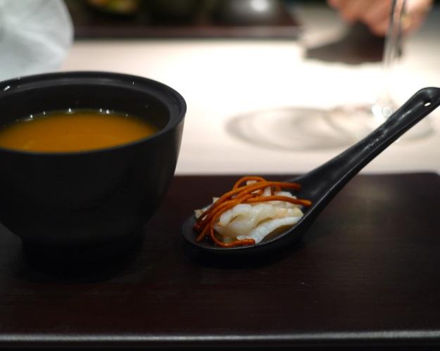 HKK Supreme Seafood Soup
