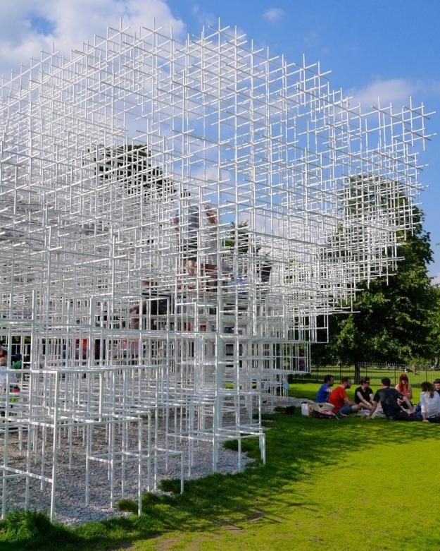 Pavilion, by Sou Fujimoto