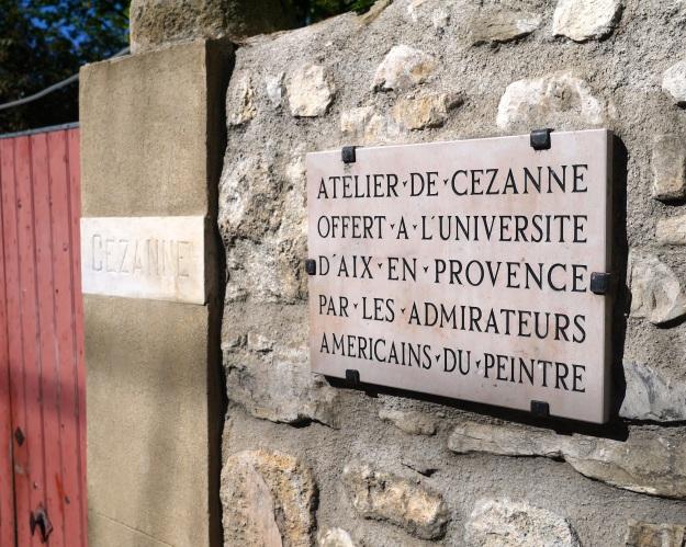 Cézanne's Studio