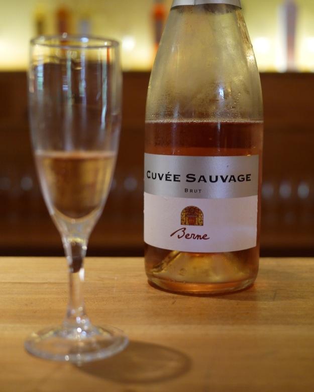 My favorite - Cuvée Sauvage (Rosé) Brut