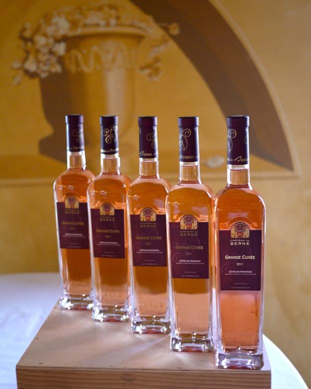Grande Cuvée Rosé 2011