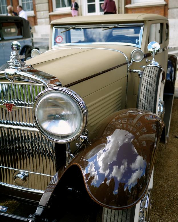 1930 Stutz SV-16 Monte Carlo Wewmann Body
