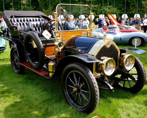 1907 Darracq 18hp Double-Phaeton