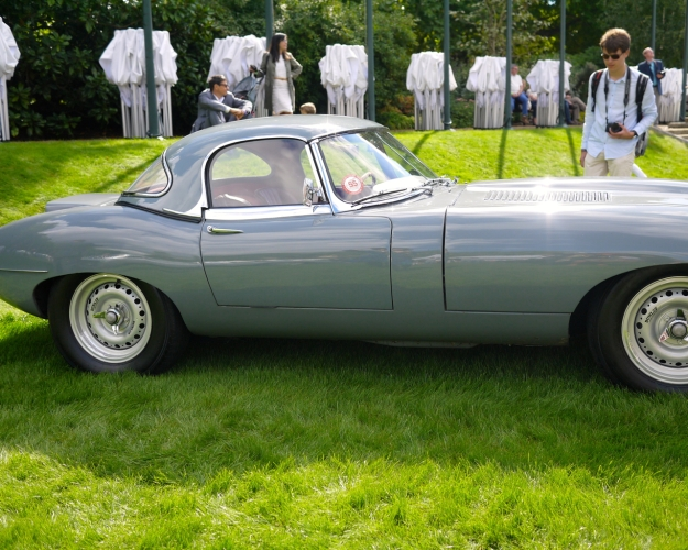 1964 Jaguar 'Semi-lightweight' E-Type