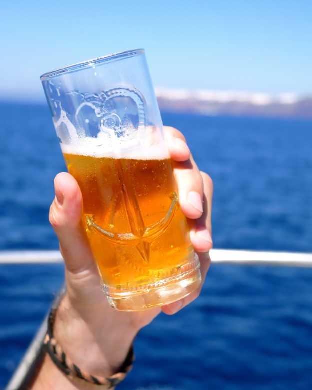 Love these anchor beer glasses! Where can I get a set?