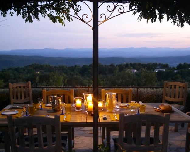 Tourtour, Provence