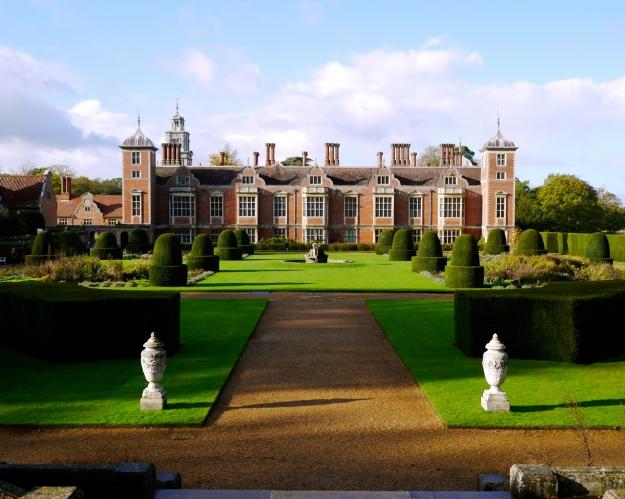 Blickling Hall, Norwich, Norfolk