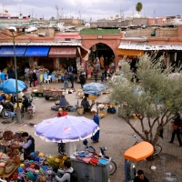 The Red City: Marrakech