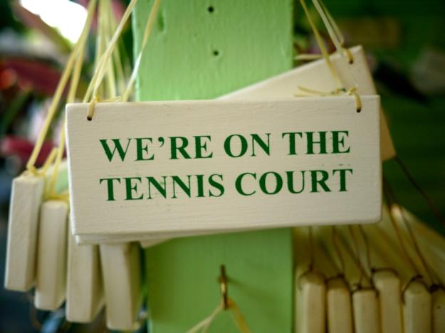 cfs tennis court