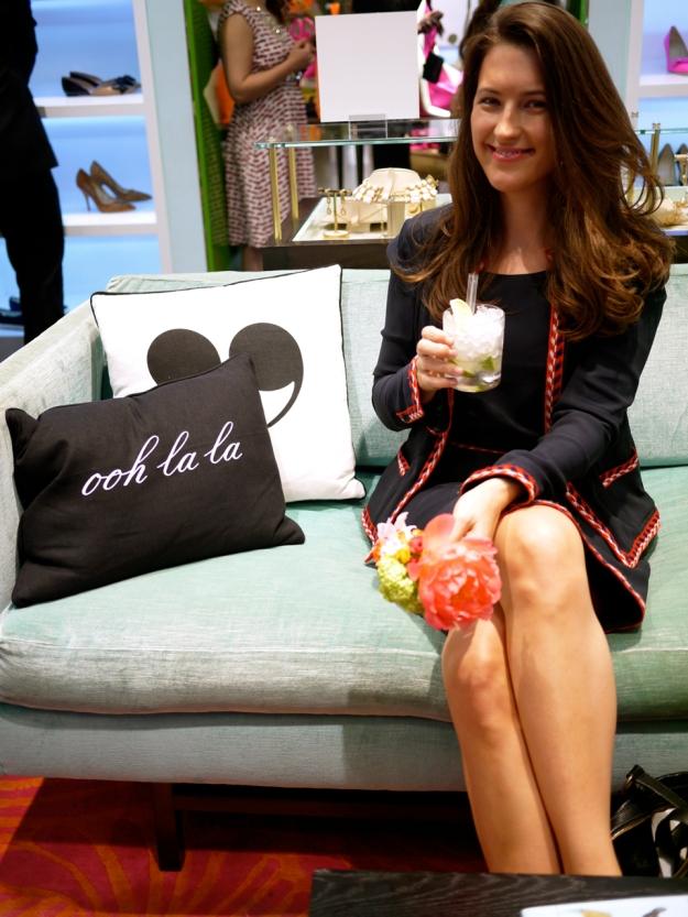 Kate Spade sofa