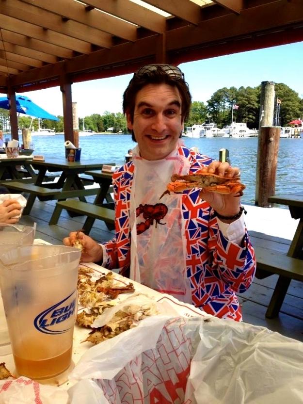 Crab Fast Eddie