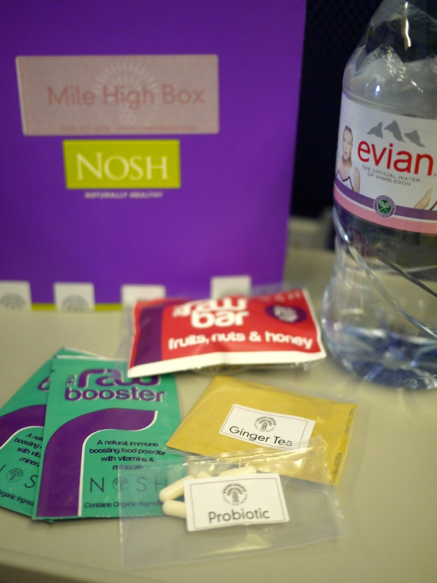 Nosh Mile High Box