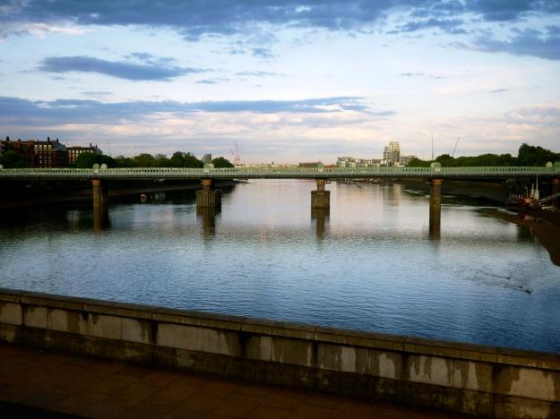 Putney Bridge Side