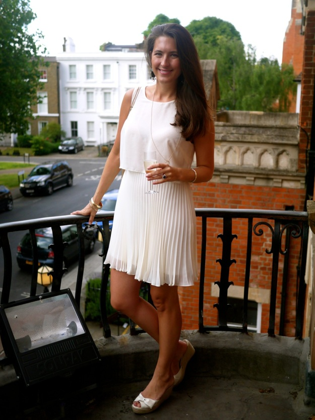 Richmond Balcony dress