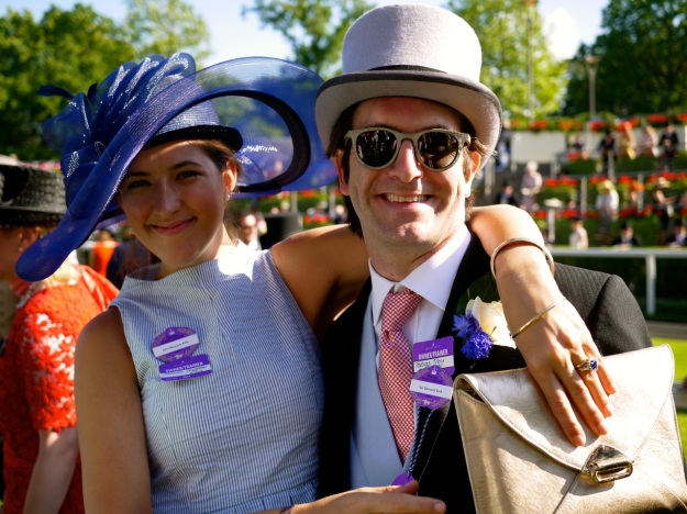 Royal Ascot Couple