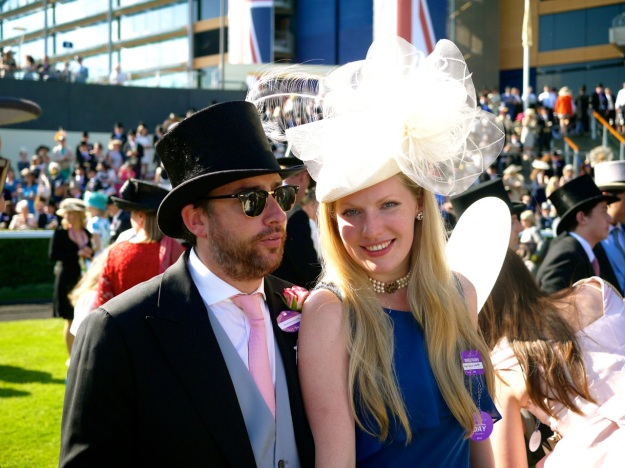 Royal Ascot David and Serena
