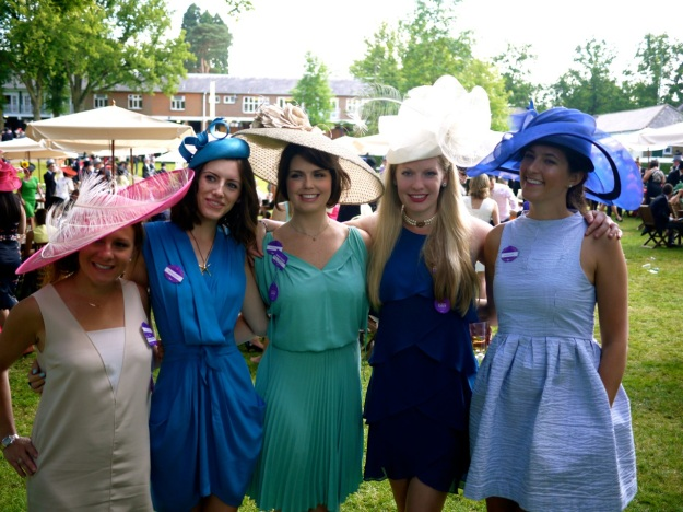 Royal Ascot Girls