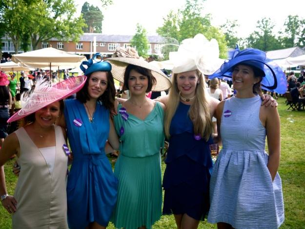 Royal Ascot Girls
