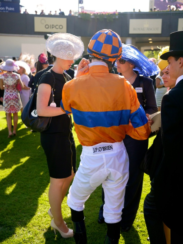 Royal Ascot Jockey