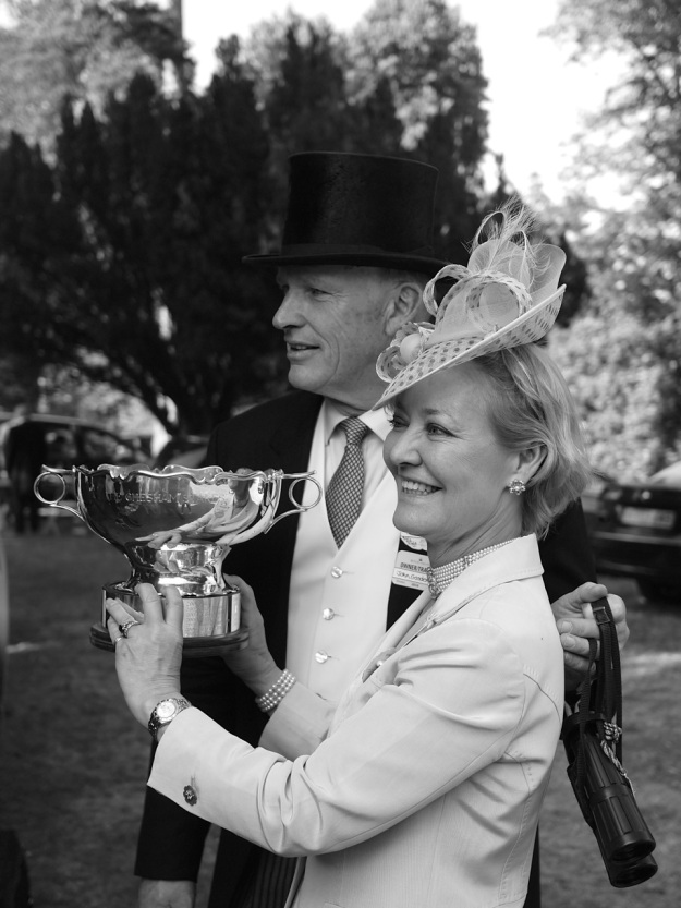 Royal Ascot John and Rachel