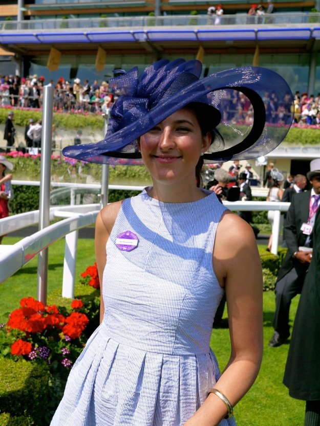 Royal Ascot Parade Ring Hat