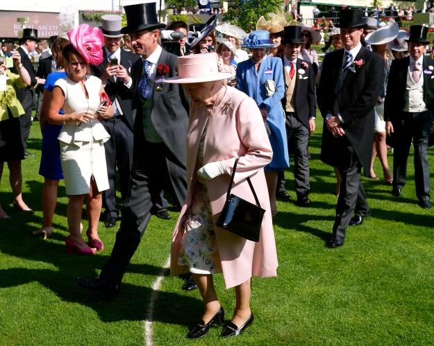 Royal Ascot Queen Stroll