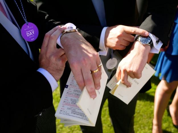 Royal Ascot Time Check
