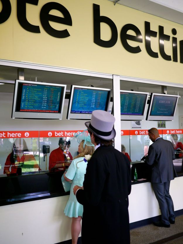 Royal Ascot Tote Betting