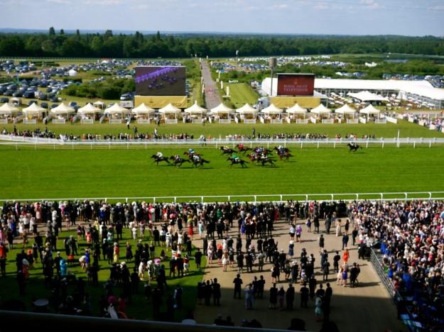 Royal Ascot Track