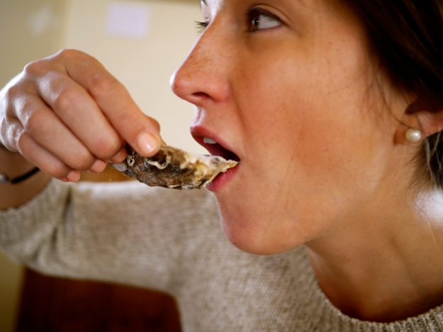 Sportsman Oyster Eat