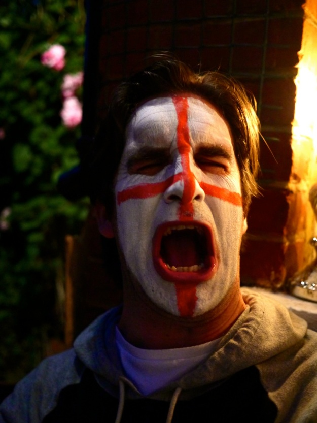 World Cup Facepaint