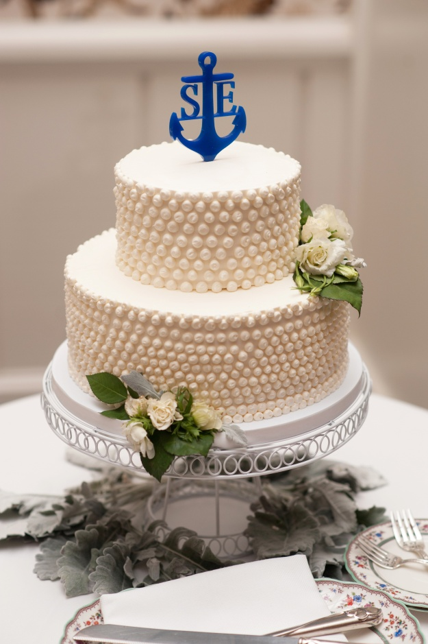 Hobnail cake by Sweet Hearts Patisserie, Annapolis