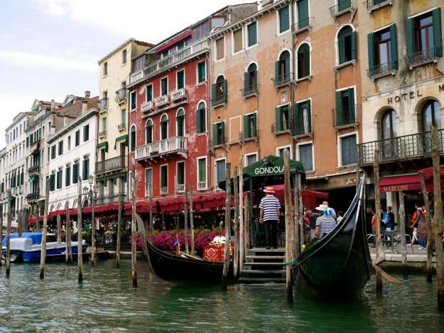B Venice Buildings