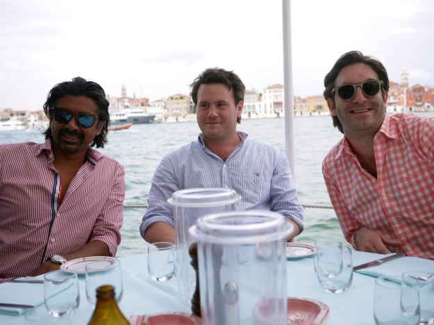 Day 2 Venice Harry's Boys