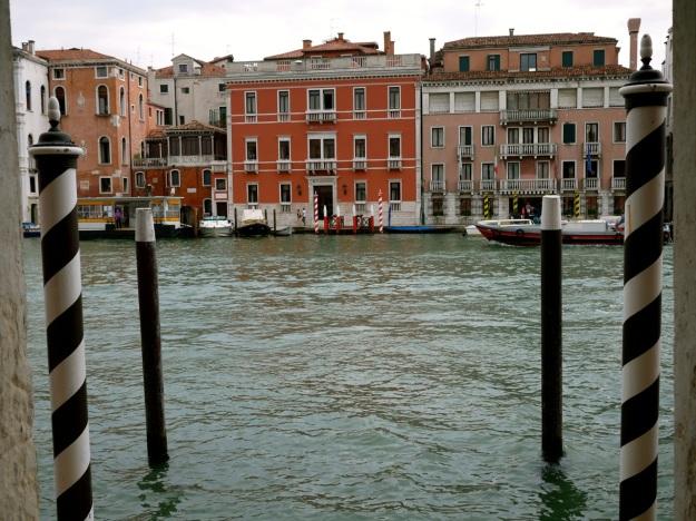 Venice Barbaregio Entrance