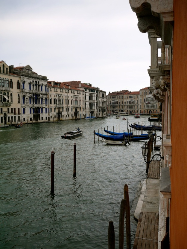 Venice Barbaregio Room View Grand Canal