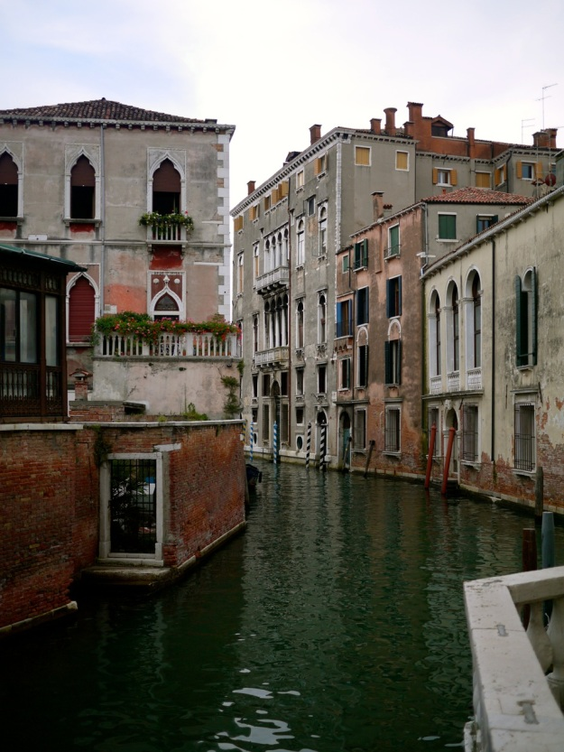 Venice Cancal Bridge
