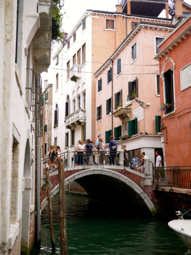 Venice Foot bridge