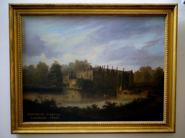 Broughton Castle Landscape