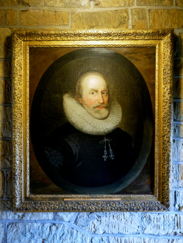 Broughton Castle Viscount Falkland Portrait
