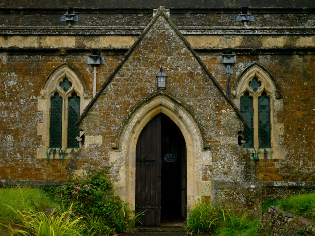 Kingham Church Doors