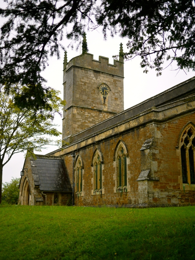 Kingham Church Side