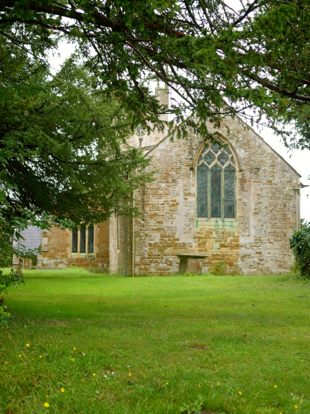 Kingham Church