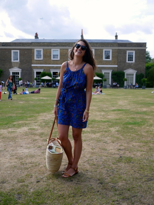 Picnic Fulham Palace London