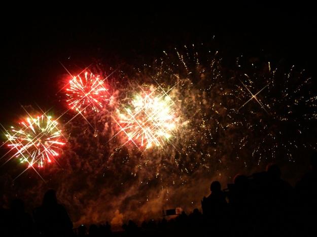 Fireworks Dim