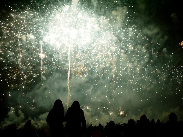 Fireworks Smoky
