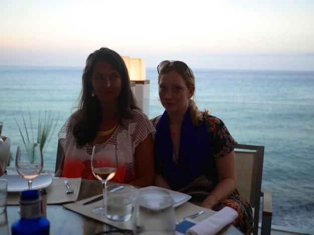 Amante Beach Club Dusk