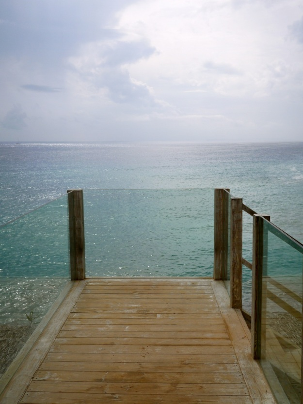 Amante Beach Club Steps